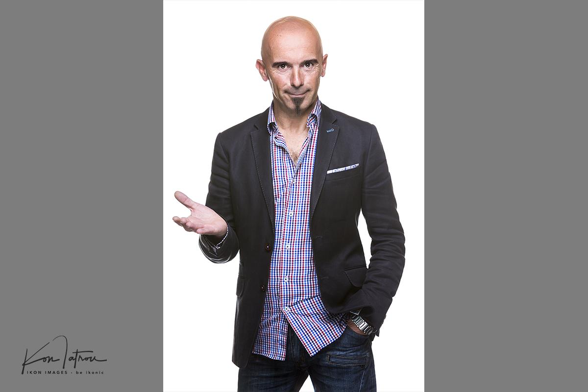 Business Headshots and Branding Portraits for Entrepreneurs, Kon Iatrou, IKON IMAGES ©copyright 2017